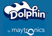 Logo for Maytronics Dolphin